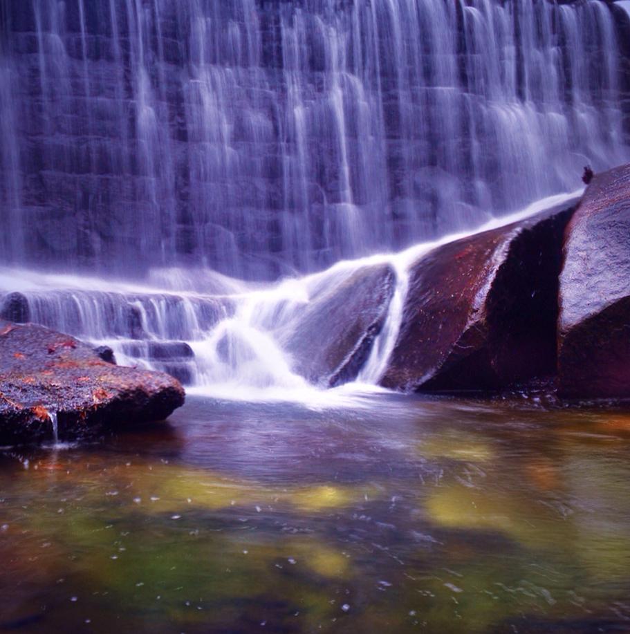 Susquehanna winter colors